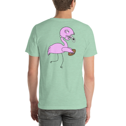Football Mingo Short-Sleeve Unisex T-Shirt