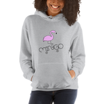 Simple Mingo Hooded Sweatshirt