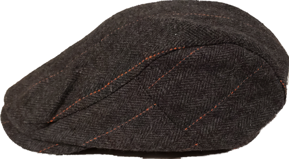 Cool Weather Newsboy Flat Cap