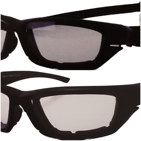 Decoder 2 Sunglasses/Goggles w/Anti-Fog Photochromic Lenses