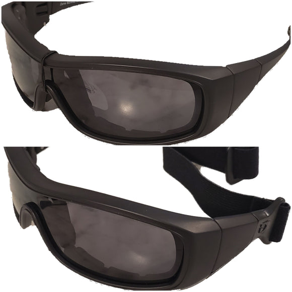Zane Sunglasses and/or Goggles with Smoked Lenses