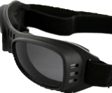 Road Runner Youth Rx Ready Goggles w/Smoked Lenses