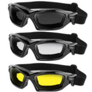 Diesel Interchangeable Lens Goggle by Bobster