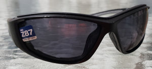 Bobster Rider Rx Ready Anti Fog Smoked Lenses with Removeable Foam