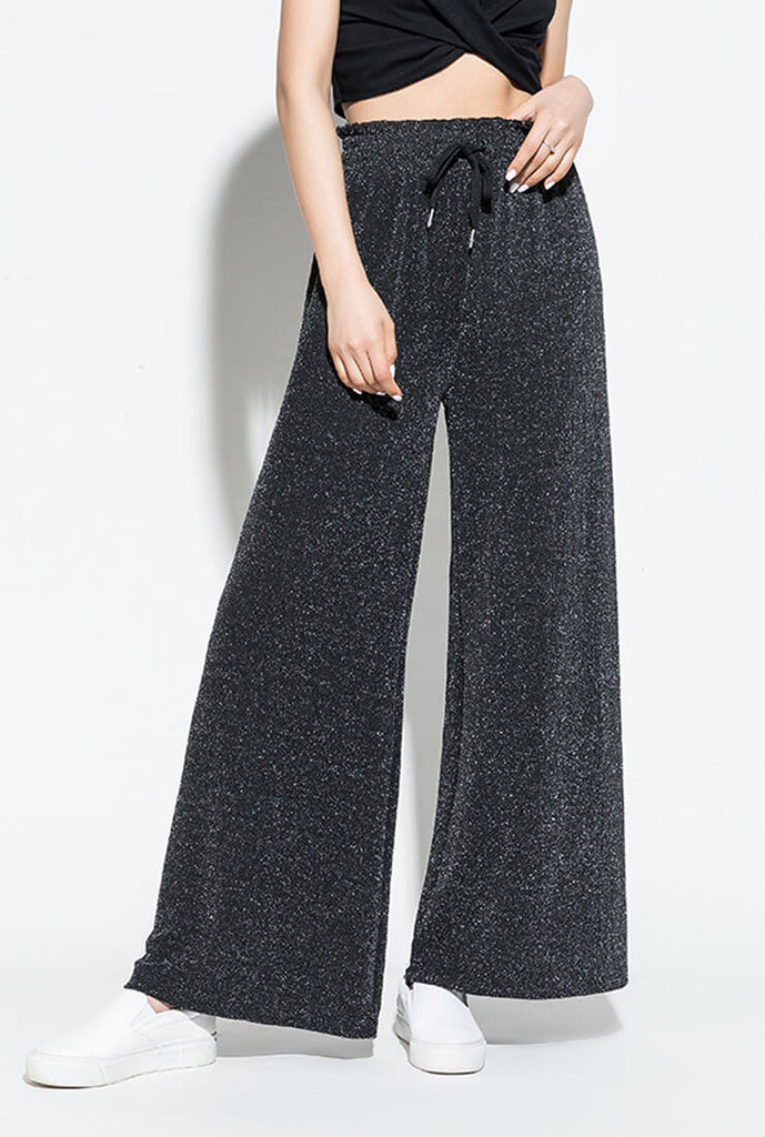Summer Loose Thin Straight Wide Pants