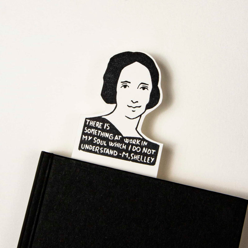mary shelley bookmark