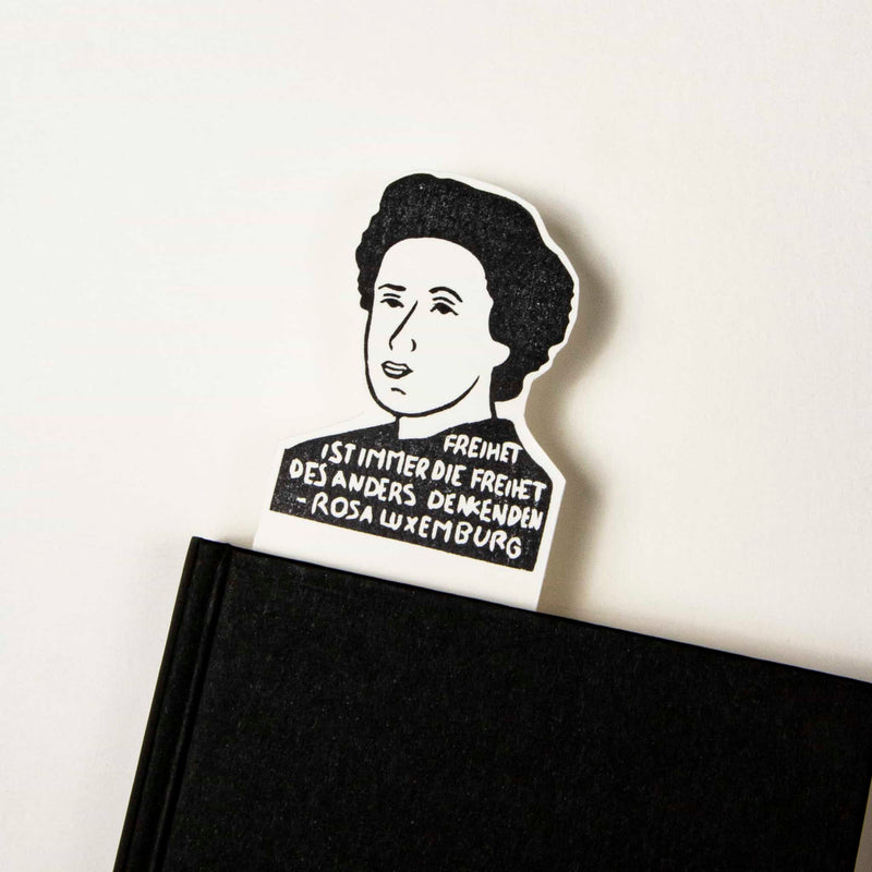 rosa luxemburg bookmark