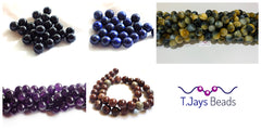 5 Must Have Gemstone Beads