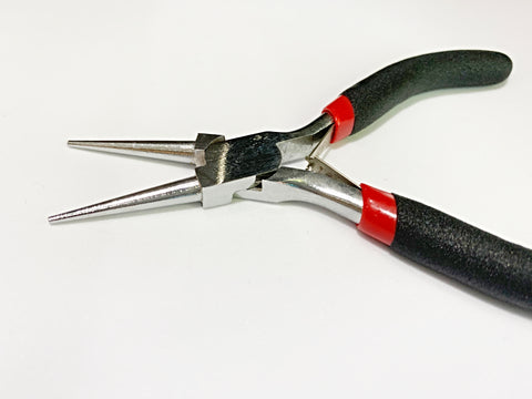 Round Nose Pliers for Jewellery Making
