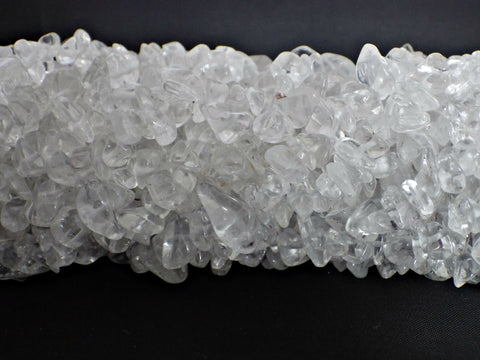 Crystal chip beads