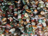 Fancy Jasper Chip Beads - 5x8mm