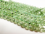 8mm Prehnite Round Beads