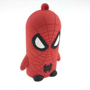 Universal Power Bank - 4400 mAH (Super Heroes)