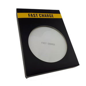 Wireless Qi Fast Charger (9V 1.1 A Output)
