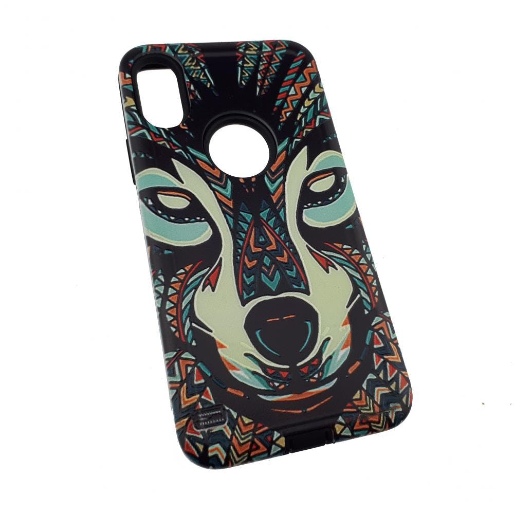 Fancy Hybrid Case - iPhone X/Xs Buy more, save more!