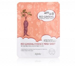 Esfolio Red Ginseng Essence Mask Sheet