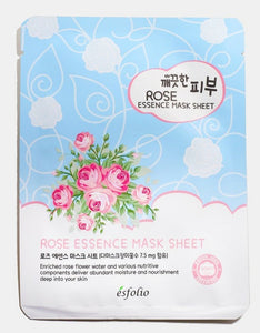 Esfolio Rose Essence Sheet Mask