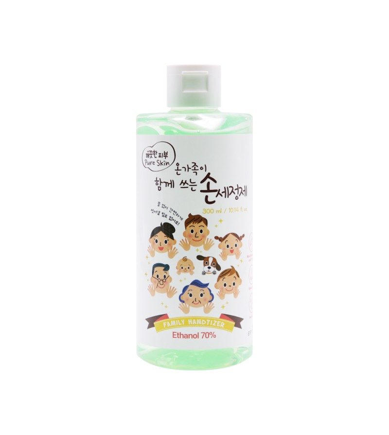 Pure Skin family handtizer