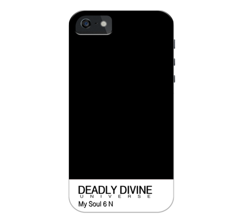 My Soul iPhone Case