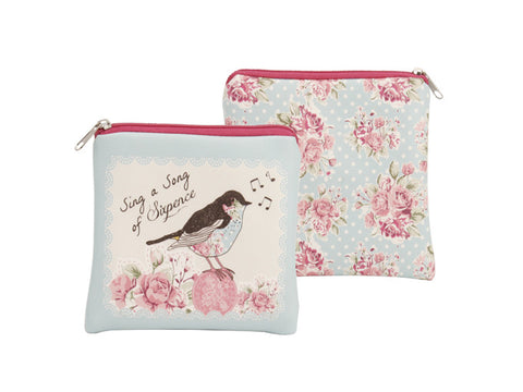 "Pocketful Of Posies ""Sing A Song..."" Coin Purse"