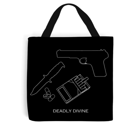 Killer Tote Bag