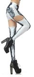 Boney Suspender Leggings