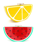 Fruit Shaped Clutch Bag