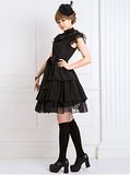 Gothic Lolita Turtleneck Dress