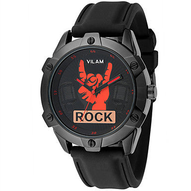Horns Up Rock Watch