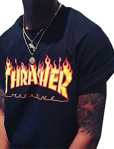 Mens Thrasher Tee