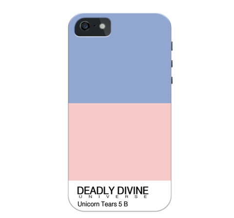 Unicorn Tears iPhone Case