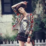 Tribal Jacquard Jacket