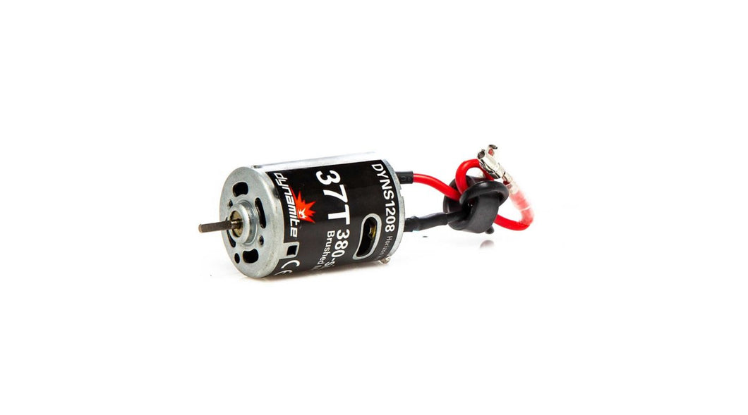 DYNS1208 37T-TURN 380  BRUSHED MOTOR