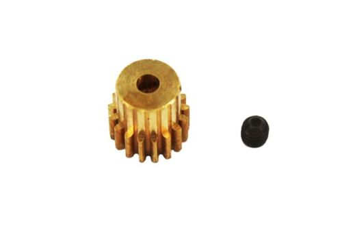 11119 17t pinion Brass Pinion Gear (17T, .6 module)