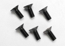 2535 Countersunk Hex Screw 4x10