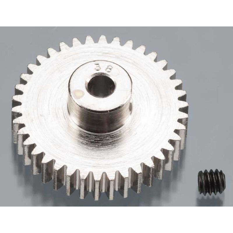 1038 Pinion Gear Hard Nickel 48