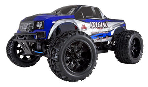 Volcano epx pro blue - Redcat Volcano EPX PRO 1/10 Scale Brushless Electric RC Offroad Truck