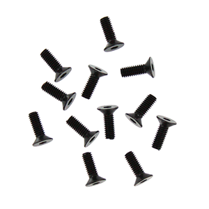 50084 Countersunk Mechanical Screw (4*12) 12pcs