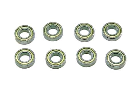 50069 12*24*6mm ball bearing (8pcs)