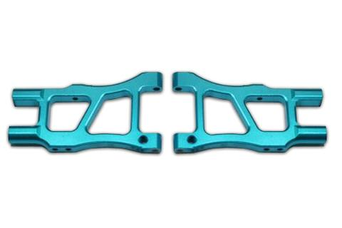 06042B Aluminum rear lower arm (2pcs)(blue)