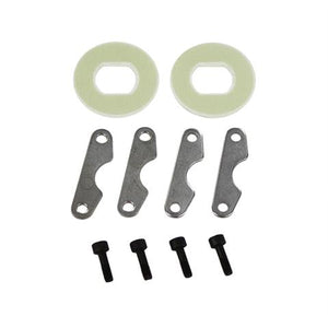 2044 Brake Disc and Pads Set
