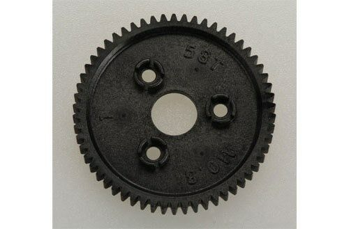 3958 Traxxas Spur gear, 58-tooth (0.8 metric pitch, compatible with 32-pitch) -
