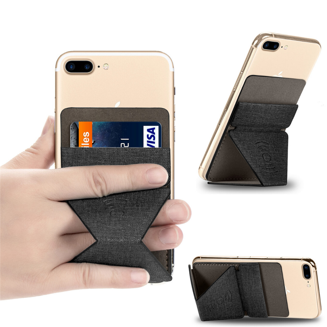 RGB™ - 4 in 1 Magnetic Wallet Stand