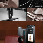 4 in 1 Luxury iPhone Case