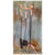 Medium Whitetail Antler Fireplace Set