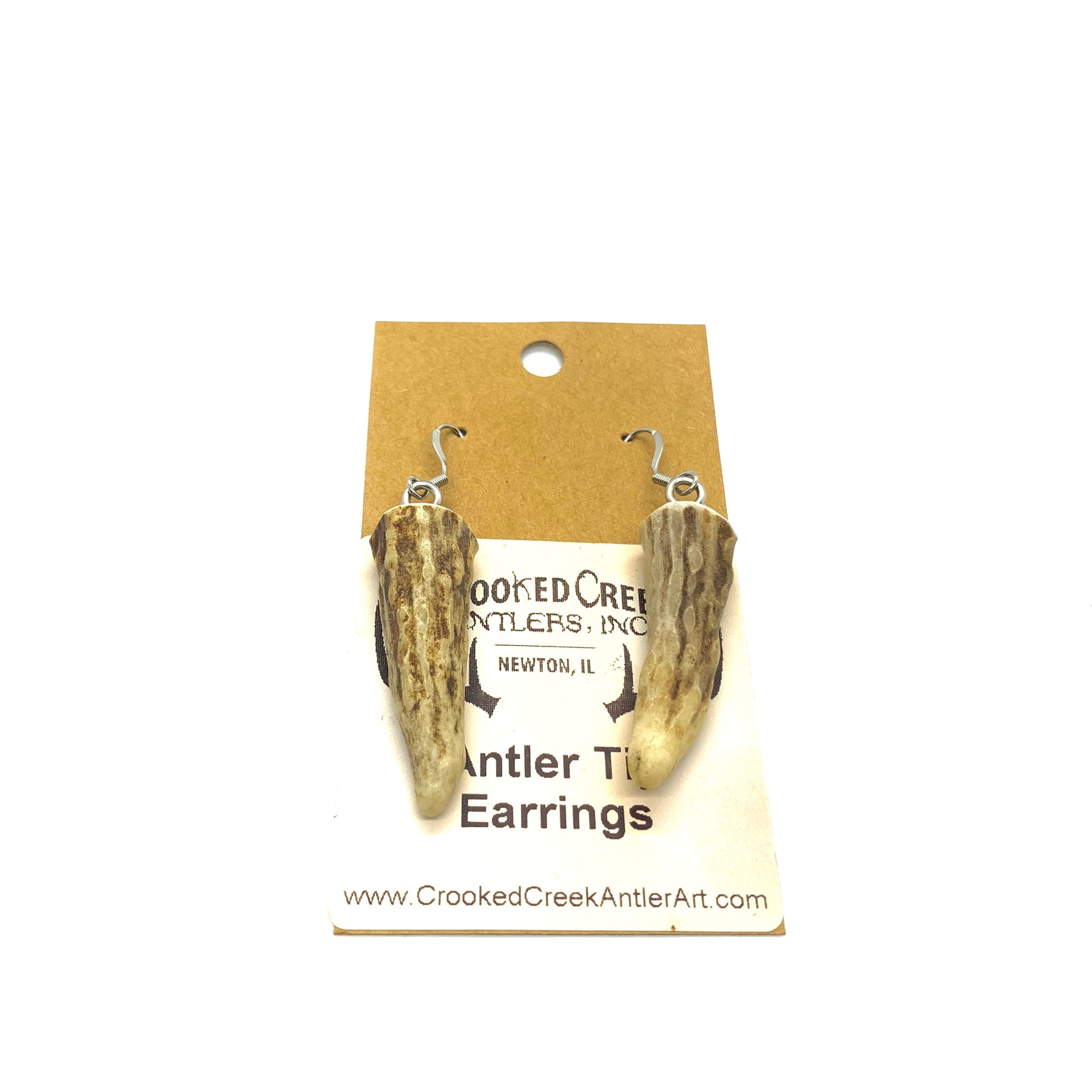 Antler Tip Earrings