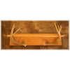 Whitetail Antler Towel Rack