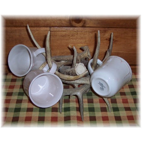 Deer Antler Coffee Mug Holder