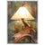 Extra Large Moose Antler Table Lamp