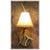Large Deer Antler Sconce
